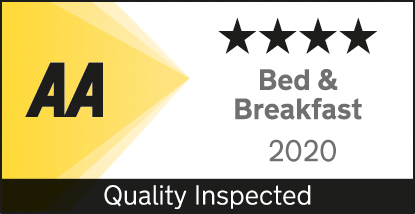 AA 4 Star B&B 2020